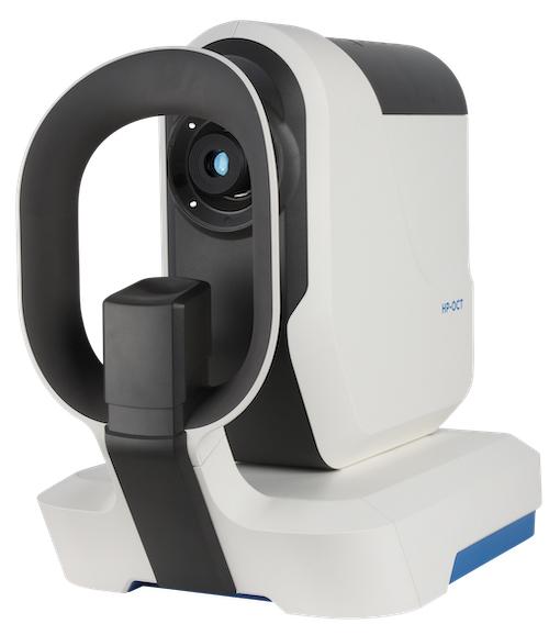 HP-OCT machine