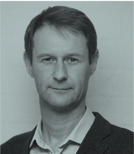Andrew Parkinson VP Engineering