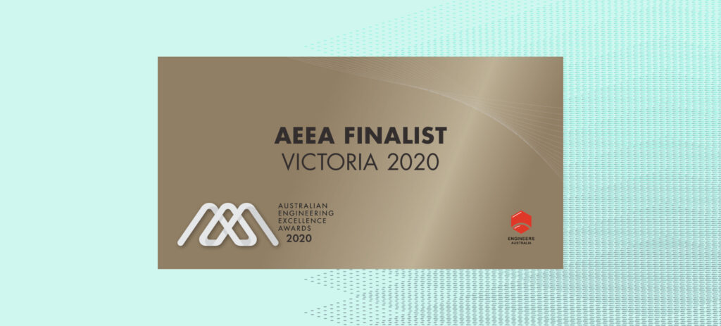 Banner image of the AEEA 2020 awards